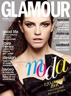 glamour ottobre
