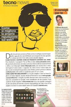 michela simoncini glamour